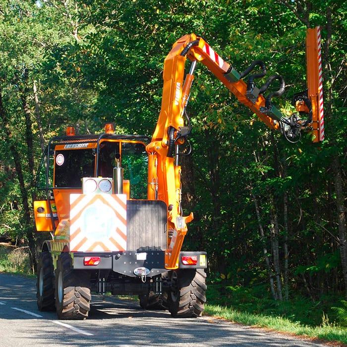 Belako Lanak, servicio de trabajos forestales y poda